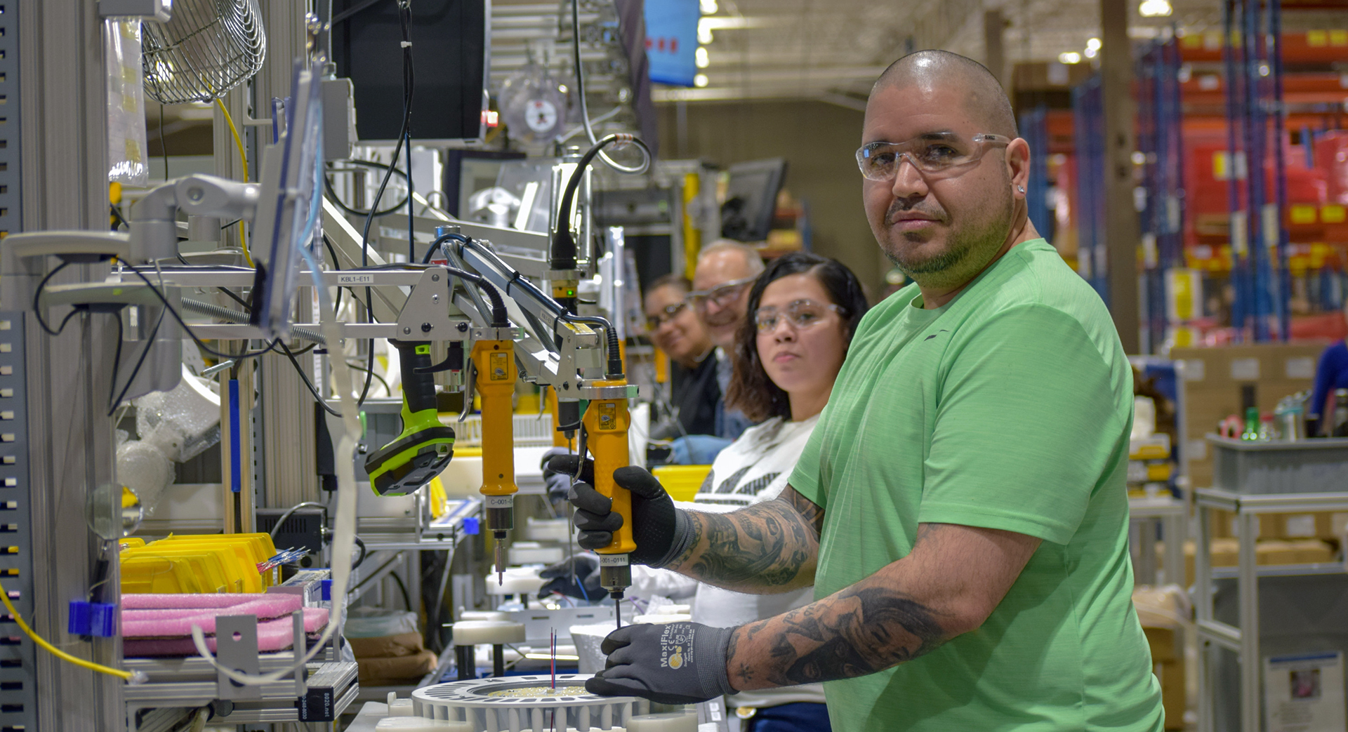 Manufacturing Perspectives